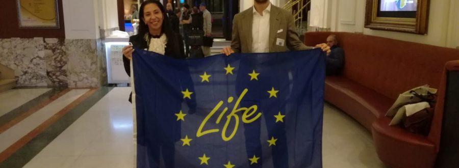 Kick-off europeo de proyectos LIFE2017 en Bruselas (Bélgica) – 06 de noviembre de 2018