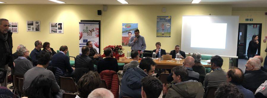 LIFE Subsed en la reunión de fin de año de Flora Toscana en Pescia (Italia) – 21 de diciembre de 2018